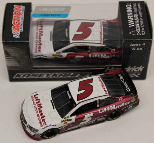 2016 Kasey Kahne NASCAR Diecast 5 Lift Master LiftMaster CWC 1:64 Lionel Action ARC 1