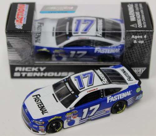 2016 Ricky Stenhouse Jr NASCAR Diecast 17 Fastenal CWC 1:64 Lionel Action ARC 1