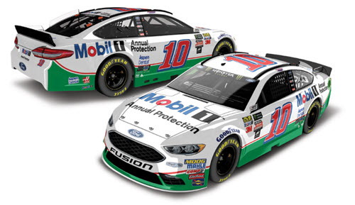 2017 Danica Patrick NASCAR Diecast 10 Mobil 1 Annual Protection CWC 1:24 Lionel Action ARC 99