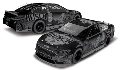 2017 Kevin Harvick NASCAR Diecast 4 Busch Beer CWC 1:24 Lionel Action ARC Stealth 99