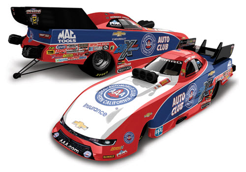 2017 Robert Hight NHRA Diecast AAA Insurance 2017 Champion 1:24 Lionel Action ARC Funny Car 99