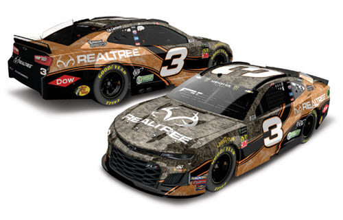 2019 Austin Dillon NASCAR Diecast 3 Realtree Real Tree CWC 1:64 Lionel Action ARC 98