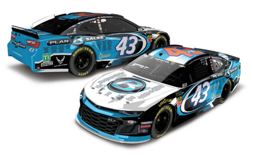 2019 Bubba Wallace NASCAR Diecast 43 Plan B Sales CWC 1:24 Lionel Action ARC 98