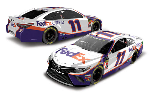 2019 Denny Hamlin NASCAR Diecast 11 FedEx Office CWC 1:64 Lionel Action ARC 99