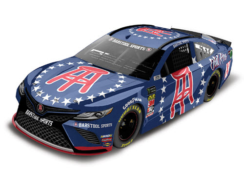 2019 NASCAR Diecast Barstool Sports CWC 1:24 Lionel Action ARC 99