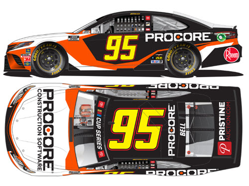 2020 Christopher Bell NASCAR Diecast 95 Procore CWC 1:64 Lionel Action ARC 99