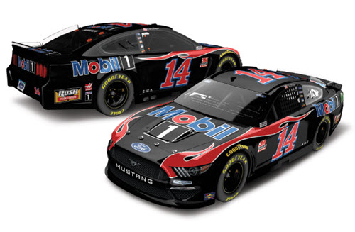 2020 Clint Bowyer NASCAR Diecast 14 Mobil 1 CWC 1:64 Lionel Action ARC 99