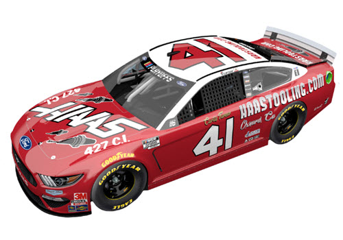 2020 Cole Custer NASCAR Diecast 41 HAAS Darlington Retro Throwback CWC 1:24 Lionel Action ARC 99
