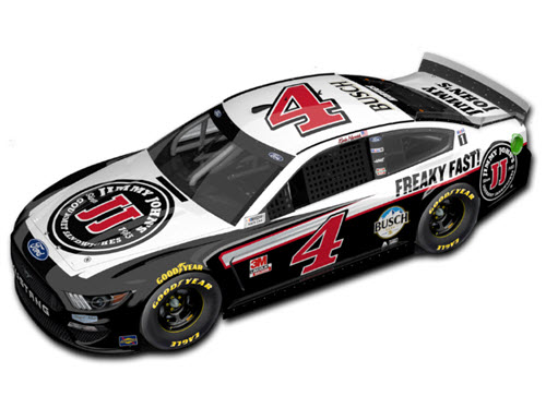 2020 Kevin Harvick NASCAR Diecast 4 Jimmy Johns CWC 1:24 Lionel Action ARC Color Chrome 99