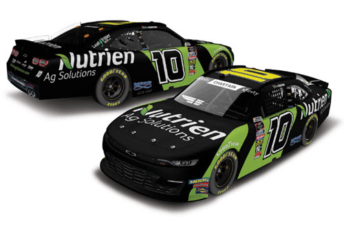 2020 Ross Chastain NASCAR Diecast 10 Nutrien Ag 1:24 CWC Lionel Action ARC 99