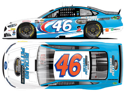 2020 Thad Moffitt NASCAR Diecast 46 Richard Petty Signature Series Performnce Plus CWC 1:64 Lionel Action ARC 99