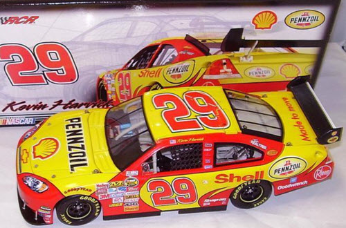 29 Kevin Harvick Diecast 2007 Shell Pennzoil COT CWC 1:24 Action ARC 1