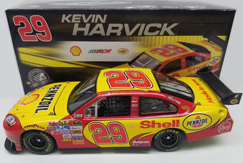 29 Kevin Harvick Diecast 2008 Pennzoil Shell CWC 1:24 Action ARC 1