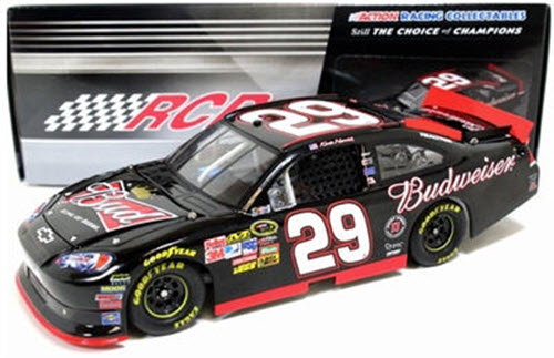 29 Kevin Harvick Diecast 2011 Bud Budweiser CWC 1:24 Lionel Action ARC 1