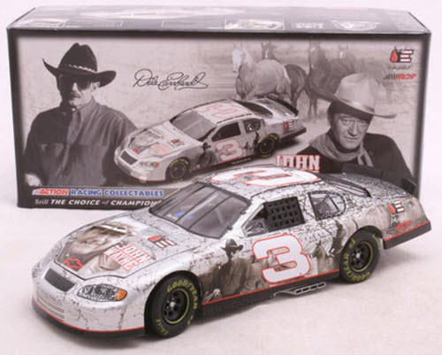 3 Dale Earnhardt Sr Diecast 2008 John Wayne Dale and the Duke CWC 1:24 Action ARC 1