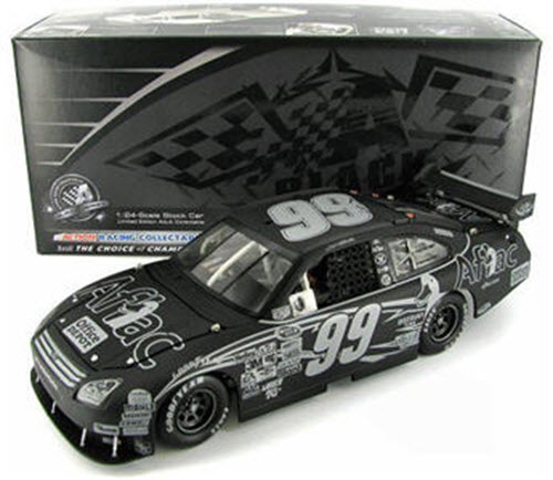 99 Carl Edwards Diecast 2008 Aflac CWC 1:24 Lionel Action ARC Black Label 1