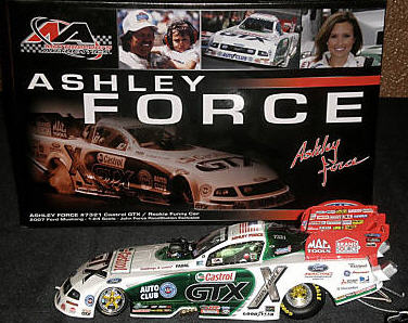 Ashley   GTX 2007 CWFC 1:24 ARC   Colorchrome