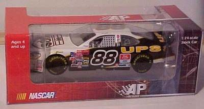DaleJ 88 UPS 2001 CWC 1:24 AP Window Box