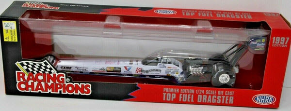 Joe Amato Diecast 1997 Keystone Top Fuel Dragster 1:24 Racing Champions 1997 Edition 1