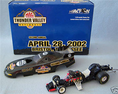 Thunder Valley 2002 FunnyCar 1:24 ARC   MAC Tools